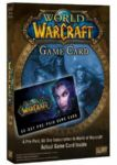 World of Warcraft Game Card 2 Month Subscription