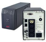 APC SC620I Smart-UPS SC 620VA 390W 230V RS232