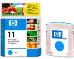 HP 11 Cyan Cartridge 1750 pages (C4836A)