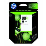HP 88 Large Black Ink Cartridge 2350 pages (C9396A)