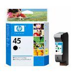 HP No.45 Black Inkjet Cartridge (51645AA)