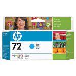 HP 72 130-ml Cyan Ink Cartridge for Designjet (C9371A)