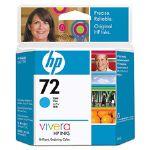 HP 72 69-ml Cyan Ink Cartridge (C9398A)