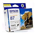 Epson T0870 UltraChrome Hi-Gloss2 Cartridge (T087090)