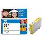HP 564 Yellow Ink Cartridge for Photosmart (CB320WA)