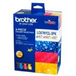 Brother LC-67 High Yeild Colour Value Pack