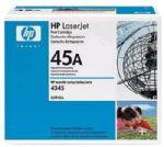 HP 45A Black Toner Cartridge 18K pages (Q3973A)