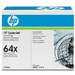 HP 64X LaserJet Black Print Cartridge (CC364X)