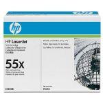 HP 55X LaserJet Black Print Cartridge (CE255X)