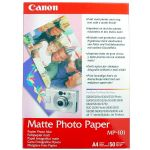 Canon MP-101 Matte Photo Paper A4 170gGsm 50 Pack