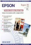 Epson A3 Premium Semi Glossy Photo Paper (S041328)