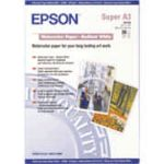 Epson Super A3 Water Colour Radiant White Specialty