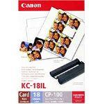 Canon KC-18IL Ink Label Set