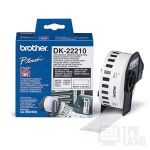 Brother DK-22210 Labels Roll (2.9 cm x 30.5 m)