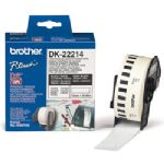 Brother DK-22214 Thermal paper white Roll
