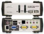 ATEN CS1732A 2 Port PS/2-USB VGA/Audio KVMP Switch