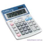 Canon HS-1200TS 12-Digit Dual Power Desktop Calculator
