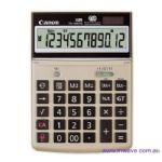 Canon TS1200TG 12-Digit Recycled Desktop Tax Calculator