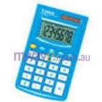 Canon 8-Digit Calculator Large Display Plastic Blue