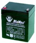 DiaMec Rechargeable Sealed Battery 4AH
