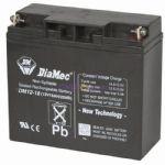 DiaMec Sealed Lead Acid Battery 12v 18 Amp (SB2490)