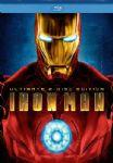Iron Man - Paramount Home Entertainment (Blu-Ray)