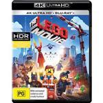 The LEGO Movie 4K Ultra HD