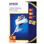 "Epson Ultra Glossy Photo Paper 4""x6"" x 50 (S041943)"