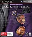 Saints Row 4 Commander in Chief Edition - PS3