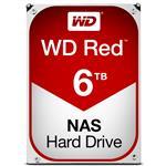 "WD WD60EFRX 6TB Red 3.5"" IntelliPower SATA3 NAS Hard Drive"