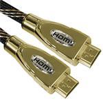 Astrotek Premium HDMI Cable 19pin M/M 5m - AT-HDMIv1.4BN-5M