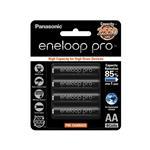 Panasonic Eneloop Pro Ni-MH 2500mAH - AA 4 Pack