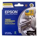 Epson T0597 Light Blk Ink Cat 450 pages Light Black