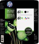 HP #61 XL Genuine Ink Cartridge Photo Value Pack (J3N03AA)