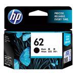 HP #62 Black Ink Cartridge C2P04AA 200 pages