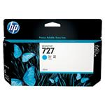 HP 727 130-ml Cyan Designjet Ink Cartridge B3P19A