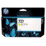HP 727 130-ml Yellow Designjet Ink Cartridge B3P21A