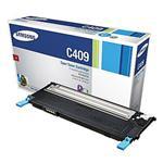 Samsung CLTC409S Cyan Toner 1000 Pages Cyan