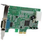 StarTech 1 Port LP PCI Express Serial Card