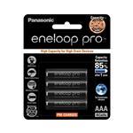 Panasonic Eneloop Pro Ni-MH Batteries 950mAH - AAA 4 Pack