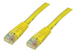 Cat 5e Patch Lead 1m Yellow