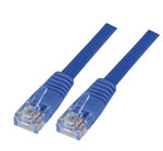 2mt Cat 5E Patch Lead - Blue