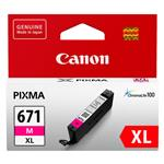 Canon CLI-671XLM High Capacity Mag Ink Cartridge Up To 645 pages