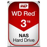 """Open Box - WD WD30EFRX 3TB Red 3.5"""" IntelliPower SATA3 NAS HDD"""