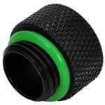 Bitspower Hard Tube 12mm Original Fitting - Matte Black