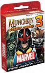 Munchkin Marvel Cosmic Chaos