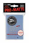 Ultra Pro Pro-Matte Deck Protector Clear 50 Pack