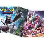 Pokemon Playmat Mega MewTwo