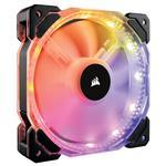 Corsair HD140 RGB LED High Performance 140mm PWM Fan (No Controller)