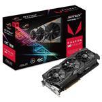 Refurbished - ASUS Radeon RX Vega 64 ROG Strix OC 8GB Video Card